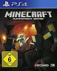 Minecraft: PlayStation 4 Edition (Sony PlayStation 4, 2014, DVD-Box)
