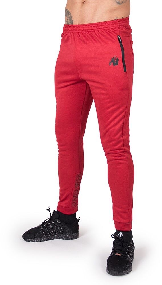Gorilla Wear Bridgeport Jogger – ROT