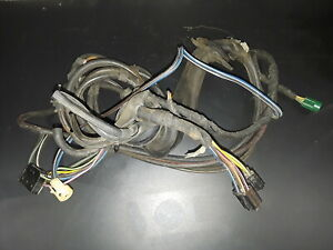 67 68 Cadillac Deville Front Door Wiring Harness w. Power Vent Window &  Locks RH | eBayeBay