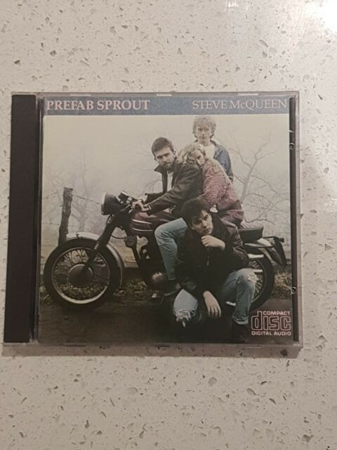 CD Album : Prefab Sprout - Steve McQueen (2003)