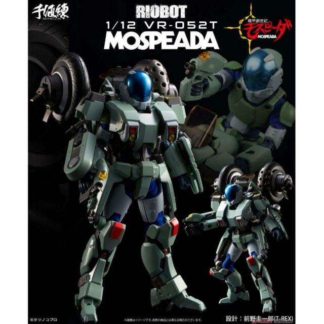 Sentinel Riobot VR-052T Genesis Climber Mospeada Ray 6 5/16in 1/12 Scale
