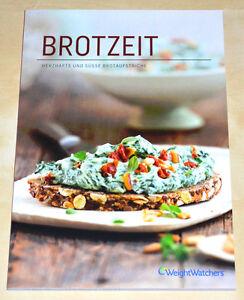 Weight-Watchers-Kochbuch-Brotzeit-ProPoints-Plan-NEUES-PROGRAMM-2015-NEU