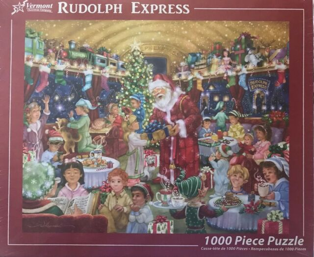 vermont christmas company 1000 piece puzzles