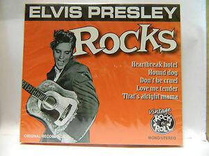 Elvis-Presley-CD-ALBUM-ROCKS-20-TRACKS-GTR-39509-NEU-amp-OVP