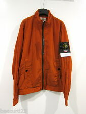 *NWT* STONE ISLAND x SUPREME NYLON METAL TRACK JACKET (ORANGE, MEDIUM)