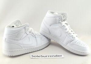 1 10 Retro Air Og Jordan Triple 109 554724 Size Qs 826220758176 Mid Whiteout Platinum qxCfxHgw5