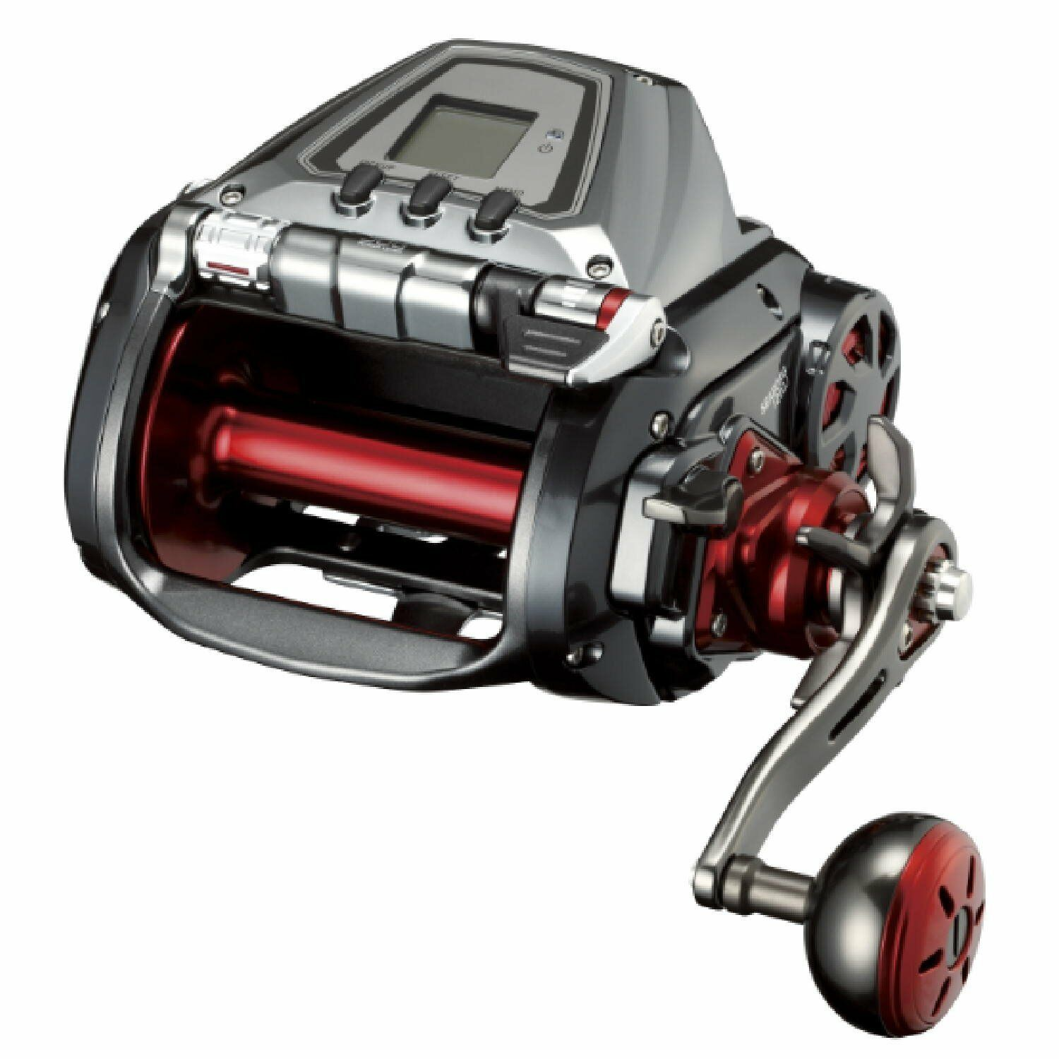 Daiwa 18 SEABORG 1200J English Display Electric Reel Saltwater Fishing NEW JAPAN