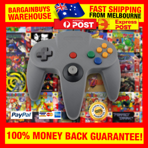 Details about N64 Nintendo 64 Style USB Controller for PC Emulators Dolphin  Retro Games