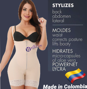 Fajas Colombianas Reductora en&Fajate Slim Post Surgery butt- lifter's Invisible