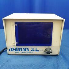 Astron Dental Xl Ultraviolet Curing System Oven