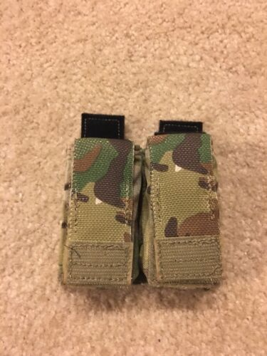 Eagle Industries Double M9 Fb Kydex Pistol Mag Pouch Multicam Seal Sof Cag Oda by Ebay Seller