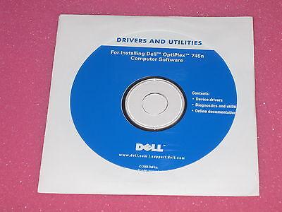 New DeLL OPTIPLEX 745n Computer Software Drivers and Utilities CD 0UT403  UT403 | eBay