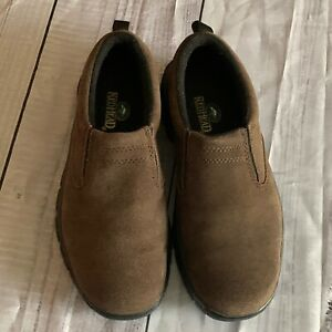 Shoes, Size 9M, Brown, Leather Upper
