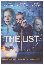 LIST (DVD, 2014)