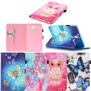 New-Beauty-Wallet-Leather-Flip-Stand-Cover-Card-Slots-Case-For-Samsung-iPad-Pro