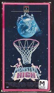 Monster-High-VHS-RARE-HORROR