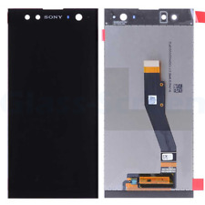 Black Replace The Old LCD Assembly Replace The Old one LCD Screen and Digitizer Full Assembly for Sony Xperia XA2 Plus Color : Black