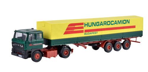 Kibri 14699 H0 RABA 2-Achs Zugmaschine