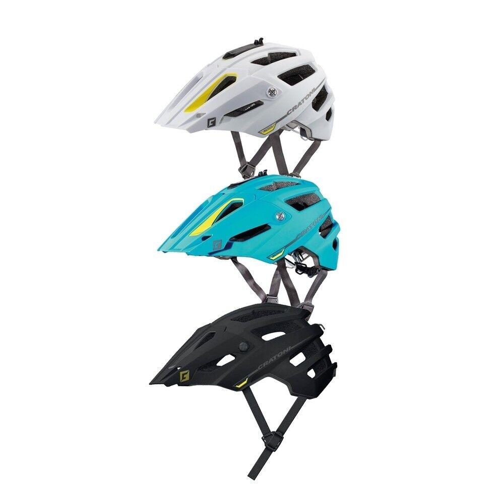 Cratoni Casco Bicicletta  Alltrack  MTB GOMMATA