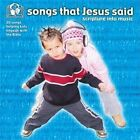 Songs That Jesus Said: Scripture in Music by Keith & Kristyn Getty (CD, Getty Music)