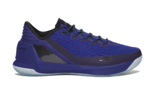 """Mens UNDER ARMOUR Curry 3 Low /""""Dark Horse/"""" Basketball Trainers 1286376-540"""