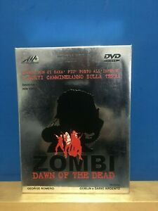 Zombi-Dawn-of-the-Dead-Collector-039-s-Box-Set-4-DVD-CD-Alan-Young