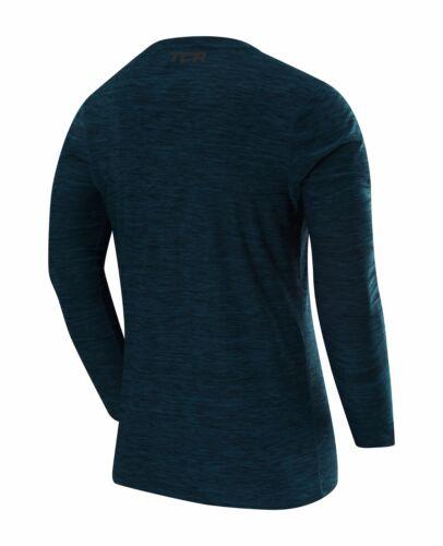 TCA Men's Galaxy Short Sleeve and Long Sleeve Training Top
