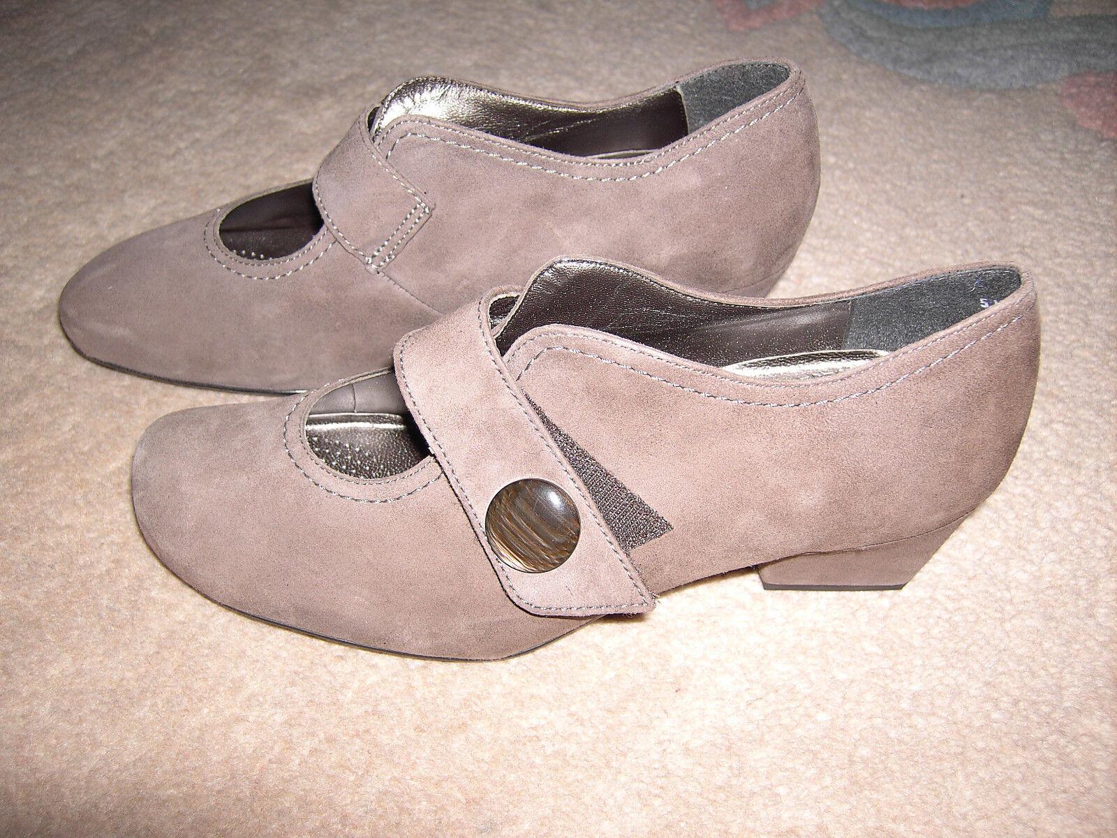 Damen Schuhe Pumps Gr 38,5 / 5,5 5,5 5,5 Wildleder NEU ara e34d7f