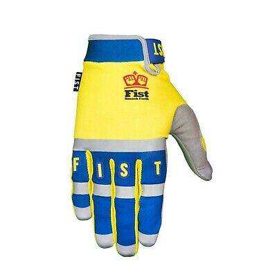 FIST HANDWEAR GLOVES YOUTH KIDS BMX MTB DOWNHILL DH MX MOTOCROSS WHAT/'S UP DAWG