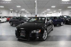 2010 Audi S5 CABRIOLET QUATTRO I NAVIGATION I REAR CAM I HEATED