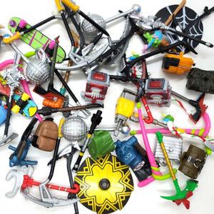 "Jazwares Fortnite Accessories Back Bling Harvest Tools Umbrella 1:18 4"" - Choose"