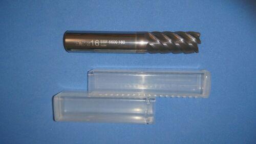 VHM Schaftfräser 8-20mm S/&B VHM Fräser Schruppfräser Schlichtfräser beschichtet