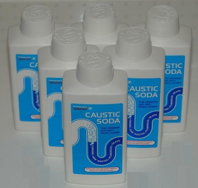 Caustic Soda Best Sink Toilet Drain Block Powder Cleaner