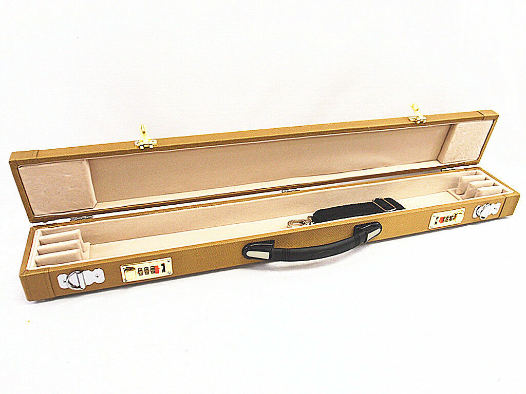 New Enhanced Wooden 4-Bow Case - Fit 4 4 violin lila cello bows