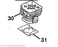 640570016 640570026 Cylinder Homelite Tiller Trimmer Blower