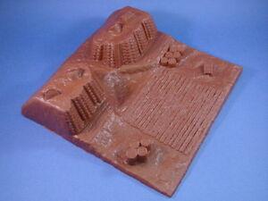 REVOLUTIONARY-NAPOLEONIC-CIVIL-WAR-Toy-Soldiers-Redoubt-Bunker-54mm-Plastic-1-32