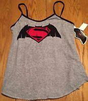 Girls Superman/batman Sleepware Set Xl