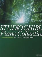 Studio Ghibli High Rank Piano Collection Sheet Music Book