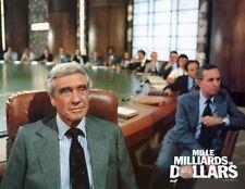 MEL FERRER 1000 MILLIARDS DE DOLLARS 1982 PHOTO D'EXPLOITATION #12