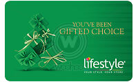 Lifestyle Gift Card Worth Rs 10,000