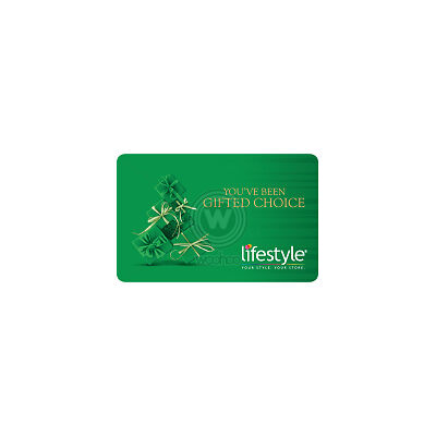 Lifestyle Gift Card Worth Rs 5000
