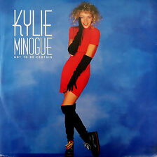"""Kylie Minogue-Got To Be Certain-12"""" Limited Edition Single-Mushroom-X-13323"""