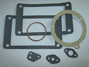 Old-Antique-Briggs-amp-Stratton-Gas-Engine-Gasket-Set-Model-FH