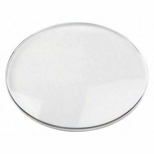 Crystal Cover Lid for Dial Caliper Dial Test Indicator 33mm Dia Curved Crystal