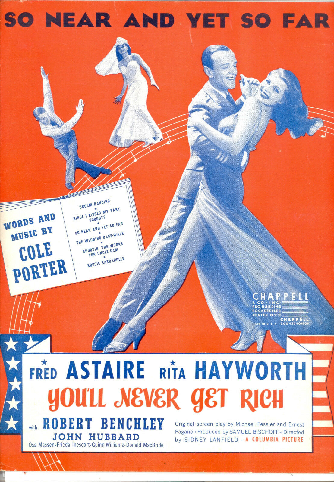 You'Ll Never Get Rich   so Near And Yet so Far   Frot Astaire Rita