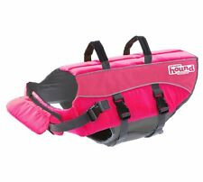 Outward Hound Pink Ripstop Life Jacket Dog Life Preserver Extra Small