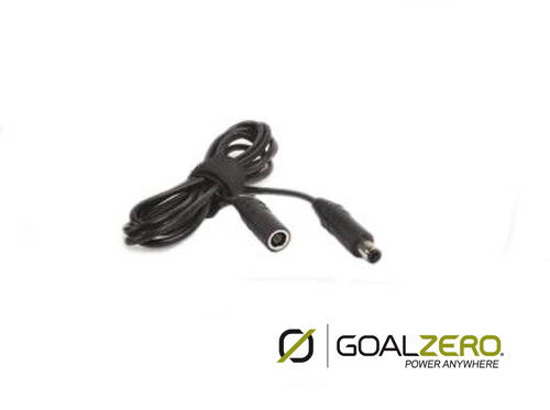 Goal Zero 8.0mm Input 15ft Extension Cable Compatible with Boulder /& Nomad Panel