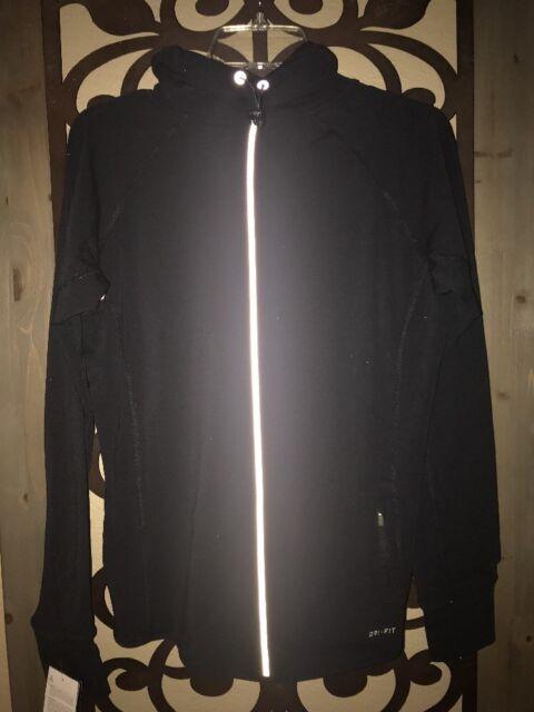 7817f43249c1 NWT  95 Women s Dri-FIT Sprint LS Running Shirt 627001 010 Size Medium