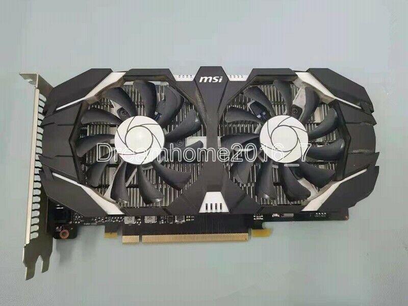 MSI GeForce GTX1050Ti 4GB 768SP GDDR5 Video Card DVI HDMI DP Port