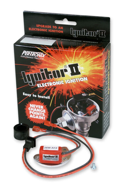 Pertronix 91741 Ignitor II for Datsun 4 Cylinder Engine